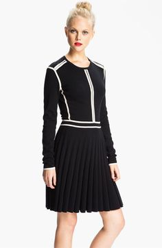 MARC BY MARC JACOBS 'Slalom' Sweater Dress available at #Nordstrom