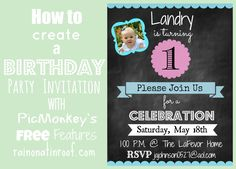 Birthday Invites  Example Create Birthday Invitations Create