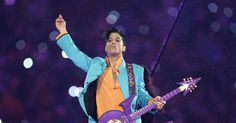 """Prince's 2007 performance at the Super Bowl included """"Purple Rain"""" and is one of the greatest live moments of his career."""