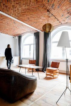 Zdjęcie nr 4 w galerii - Loft w dawnej fabryce marmolady w Szczecinie