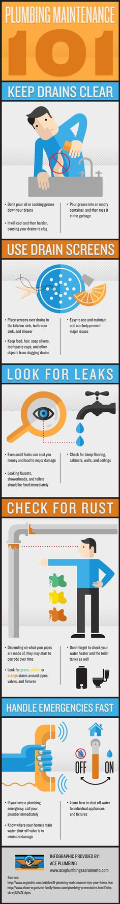 Spot a leak in your home? Even small leaks can cost you money and lead to major damage if left untreated! Take a look at this Sacramento plumbing infographic to find out what you should do if you find a leak in your home.