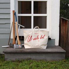 Best Made Company — The 100lb Coal Bag