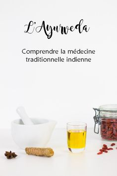 First steps in Ayurveda, this traditional Indian medicine - Ayurveda Lifestyle Ayurvedic Medicine, Holistic Medicine, Natural Medicine, Healthy Nutrition, Healthy Drinks, Healthy Life, Healthy Food, Alternative Health, Alternative Medicine