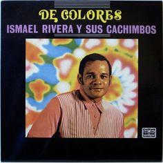 ISMAEL RIVERA Y SUS CACHIMBOS / DE COLORES / TICO / LATIN / VIVID SOUND JAPAN