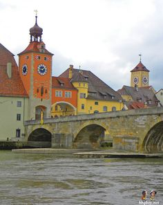 Surprising Regensburg, Germany: http://bbqboy.net/travel-tips-and-pleasant-surprises-regensburg-germany/ #regensburg #germany