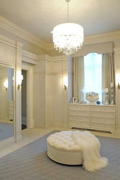 Dream dressing closet