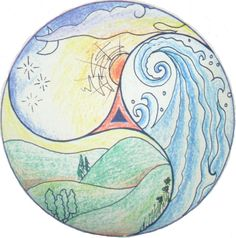 The Three Realms: Land, Sky, and Sea