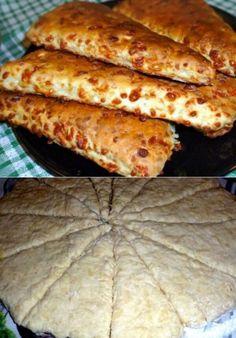 Проверенный минутный рецепт без возни! За этой обалденной закуской выстоится очередь! Сконы с сыром - #homemade #без #возни #выстоится #За #закуской #минутный #обалденной #очередь #Проверенный #рецепт #с #Сконы #сыром #этой