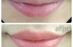 3D look lips