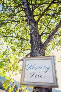 Kissing Tree Photography by White Haute Photography / http://whitehautephotography.com, Design and Planning by Joy de Vivre Event Design Boutique / http://joydevivre.net