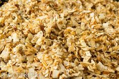 Low Carb Granola Recipe Almond Coconut Sesame Seed - Joy Filled Eats