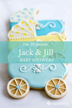 Baby shower cookies by RuthBlack. Cookies decorated for a baby shower Fancy Cookies, Cut Out Cookies, Iced Cookies, Cute Cookies, Cookies Et Biscuits, Cupcake Cookies, Sugar Cookies, Cookie Favors, Flower Cookies