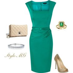 gorgeous in #green