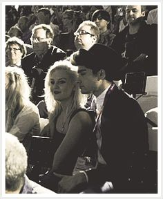 Zayn and Perrie :) I love Zerrie! Cutest couple ever :)