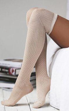 Knee High Socks //