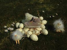 Garden party de Pâques !