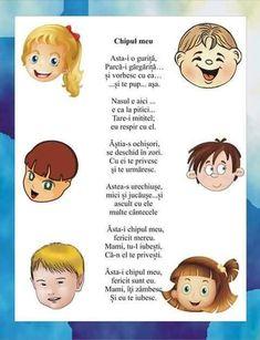 Poezii hazlii Preschool Writing, Kindergarten Activities, Activities For Kids, Crafts For Kids, Romanian Language, Kids Poems, Teacher Supplies, Worksheets For Kids, Kids Education
