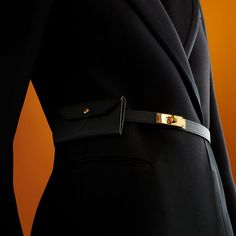 New Kelly Pocket Belt. Elegant way to wear a belt bag. Hermes Kelly, Pouch, Pairs, Pocket, Belts, How To Wear, Outfit Ideas, France, Outfits
