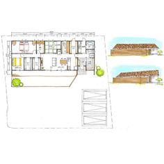 864万円 延床面積 :… House Plans, Sweet Home, Floor Plans, How To Plan, Building, Decor, Decoration, House Beautiful, Buildings