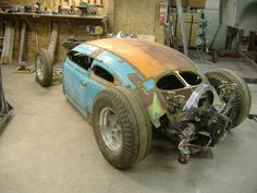 So There it Is there is a Fine Line between a Rat Rod and just Ratty But as always Its Subjective as well as in the eyes of the Beholder. I Love Rat Rods There Aint Nuthin Lik'em How's this for a rat rod