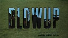 Blow-Up: Het uitvergroten van iets