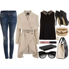 street style, created by sisaez on Polyvore