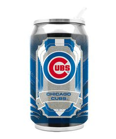 Love this Chicago Cubs Thermocan on #zulily! #zulilyfinds