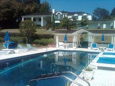 The pool seen in the film Mommie Dearest