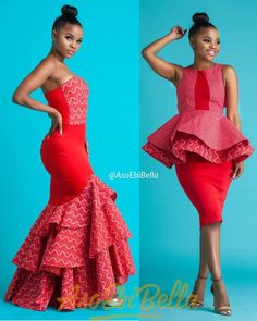 51 Edition of - Shop From These New Aso ebi Lace style & African Print Trend African Traditional Wear, African Traditional Wedding Dress, African Bridesmaid Dresses, African Lace Dresses, African Women, African Fashion, Women's Fashion, Aso Ebi Lace Styles, Ankara Styles