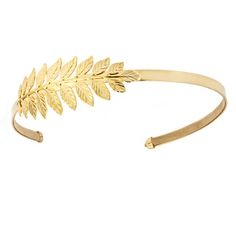gold headband for the bridesmaids