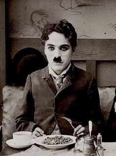 "Charlie Chaplin in one of his greatest films - Mutual& ""The Immigrant"" Food was a very important element in this. Vevey, Charlie Chaplin, Golden Age Of Hollywood, Vintage Hollywood, Classic Hollywood, Betty Boop, Silent Screen Stars, Paulette Goddard, Charles Spencer Chaplin"