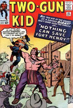 Two-Gun Kid #65