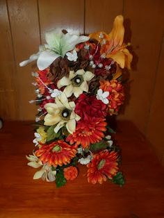Fall Bouquets! - Silk Wedding Flowers For Less!