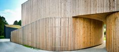 Image 10 of 23 from gallery of Houses In Rybnik / Jojko+Nawrocki Architekci. Photograph by Juliusz Sokołowski Installation Architecture, Residential Architecture, Architecture Details, Modern Architecture, Curb Appeal, Home And Family, Exterior, House Design, Studio