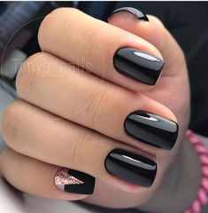 This series deals with many common and very painful conditions, which can spoil the appearance of your nails. SPLIT NAILS What is it about ? Nails are composed of several… Continue Reading → Nail Manicure, Diy Nails, Cute Nails, Black Nail Designs, Diy Nail Designs, Minimalist Nails, Stylish Nails, Trendy Nails, Latest Nail Art
