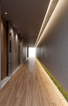 Intra lighting is a global provider of architectural luminaires and smart lighting solutions, and as such one of the most important players in the lighting market. Hotel Hallway, Hotel Corridor, Corridor Lighting, Interior Lighting, Lighting Concepts, Lighting Design, Elevator Lobby, Corridor Design, Hallway Designs