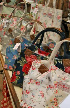 Cath Kidston Bags Display - June 2012   La Maison, Braintree, Essex