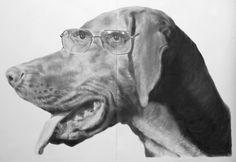 Eric Yahnker, 4 Eyed Dog