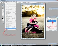 I feel a bit unqualified to cover photoshop, but I'm just going to speak in my own personal language and hopefully this will reach some of you. In a minute, I will show you how I got this before and after. Sit tight. First, let me say that I used photoshop elements 2 for a …