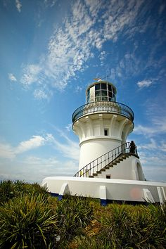 Sugarloaf Point #Lighthouse - Located in Seal Rocks, New South Wales, #Australia #travel