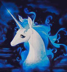 The Last Unicorn, Fantasy Story, Moose Art, Animation, Animals, Animaux, Animal, Animales, Anime