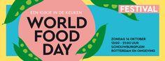 Op 16 oktober is het Wereldvoedseldag en wordt in Rotterdam World Food Day…