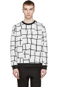 McQ Alexander Mcqueen - Grey Harrington Sweatshirt