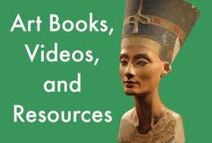 The Art Curator for Kids - Art Books, Videos, and Resources