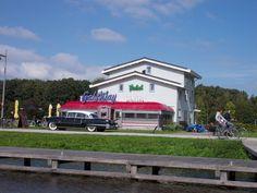 Archief foto van Gateway diner in Beatrixpark.