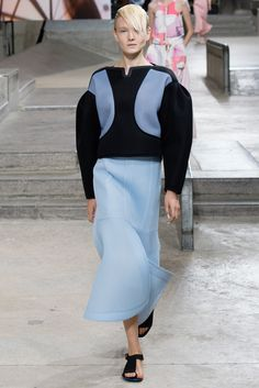 Kenzo Spring 2015 Ready-to-Wear - Collection - Gallery - Look 1 - Style.com