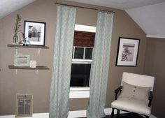More colors from restored Style - Bedroom Paint color: Fairview Taupe