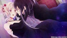 *Diabolik Lovers* Mất Em Là Điều Ko Thể - Chap 2:Yui là vampire - Wattpad
