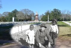 Andersonville Cemetery Then & Now