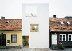 casa minimalista suecia